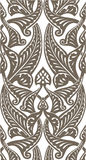 Arabic ornament. Arabic vintage seamless ornament for background design Royalty Free Stock Image