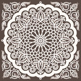 Arabic ornament. Arabic vintage seamless ornament for background design Stock Photo
