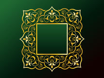 Arabic Ornaments. Simple Illustration for Arabic Ornamint Symbols and Backgrounds Royalty Free Stock Photography