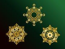 Arabic Ornaments Royalty Free Stock Photography