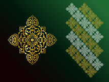 Arabic Ornaments Royalty Free Stock Photos