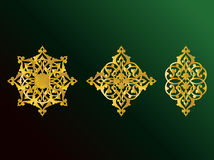 Arabic Ornaments Stock Images