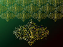 Arabic Ornaments Royalty Free Stock Image