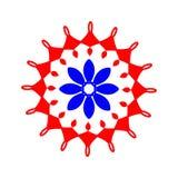 Arabic pattern. geometry pattern in vector. Stock Photography