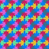 Arabic pattern seamless Stock Image