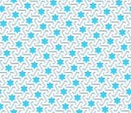 Arabic pattern seamless ornament Royalty Free Stock Photography