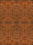 Arabic pattern seamless texture at Alhambra palace stock images