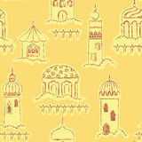 Arabic pattern Stock Photography