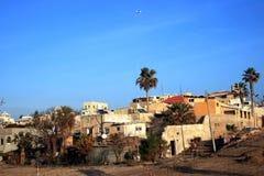 Arabic quarter  in Yaffo Royalty Free Stock Photography