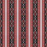 Arabic Sadu 003. Fabric Sadu seamless texture Pattern Royalty Free Stock Photos