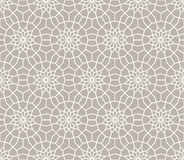 Arabic seamless ornament Royalty Free Stock Image