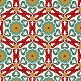 Arabic seamless pattern vector illustration
