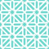 Arabic seamless pattern Stock Photos