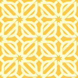 Arabic seamless pattern Royalty Free Stock Image