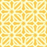 Arabic seamless pattern Royalty Free Stock Image