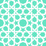 Arabic seamless pattern Royalty Free Stock Photography