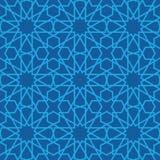 Arabic seamless pattern Stock Photo