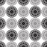 Arabic seamless patterns Royalty Free Stock Images