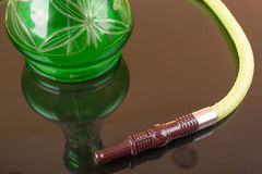 Arabic Shisha close up pipe Royalty Free Stock Photos