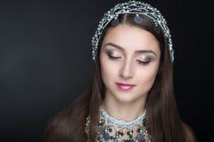 Arabic silver accessory Royalty Free Stock Photos