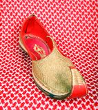 Arabic slippers Royalty Free Stock Photography