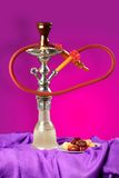 Arabic smoking pipe - sheesha or hookah Stock Photography