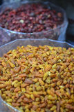 Arabic spice market Stock Photography