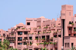 Arabic style building Royalty Free Stock Photography