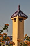 Arabic style chimney Royalty Free Stock Image