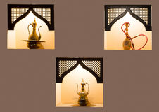 Arabic style Royalty Free Stock Photography