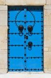 Arabic style door Stock Images