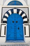 Arabic style door Stock Photos