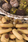 Arabic Sweets. Served during Ramadan and special occasions Royalty Free Stock Image