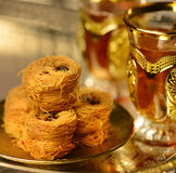 Arabic tea Royalty Free Stock Photography