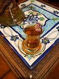 Arabic tea. Rosa di Damasco Stock Images