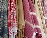 Arabic Textile Royalty Free Stock Image