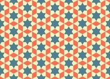 Arabic tile of  seamless pattern. islamic endless backgrou. Nd Stock Photo