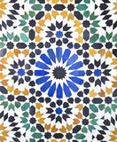Arabic tiles Stock Image