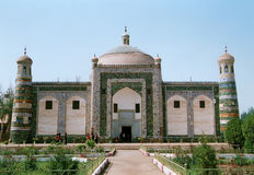 Arabic tomb royalty free stock image