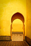Arabic typical entry II Royalty Free Stock Images