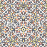 Arabic vector seamless pattern, tiling Stock Photography