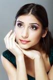 Arabic woman model Stock Photo