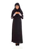 Arabic woman praying Stock Photography