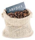 arabica καφές βόρεια αγροτική Ταϊλάνδη Στοκ φωτογραφίες με δικαίωμα ελεύθερης χρήσης
