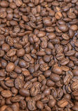 Arabica υπόβαθρο καφέ Στοκ Φωτογραφίες