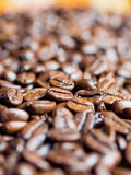 Arabica beans Royalty Free Stock Photography