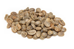 Arabica coffee beans  Stock Photo