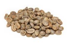Arabica coffee beans  Stock Photo