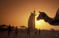 ARABIEN-EMIRATE DUBAI Lizenzfreie Stockbilder