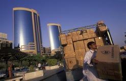 ARABIEN-EMIRATE DUBAI Stockbilder
